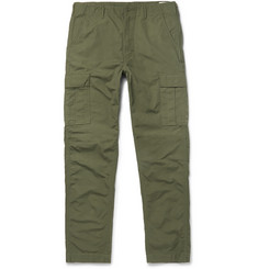 OrSlow Cotton Cargo Trousers