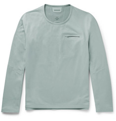 Descente - S.I.O Slim-Fit Fleece Sweatshirt