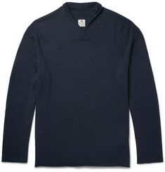 Sasquatchfabrix. - Shawl-Collar Knitted Sweater