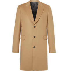 Paul Smith Slim-Fit Wool and Cashmere-Blend Coat