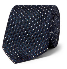 Paul Smith - 6cm Polka-Dot Silk Tie