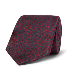 Paul Smith 6cm Silk-Jacquard Tie