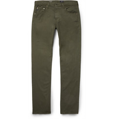 AG Jeans - Nomad Slim-Fit Tapered Denim Jeans