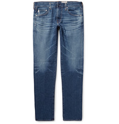 AG Jeans - Nomad Slim-Fit Selvedge Denim Jeans