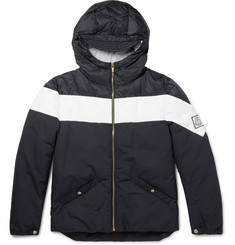 Moncler Gamme Bleu - Striped Shell Jacket