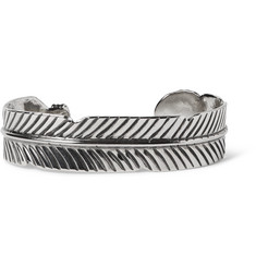Peyote Bird Joe Eby Silver Cuff