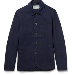 Oliver Spencer Portobello Cotton-Canvas Jacket