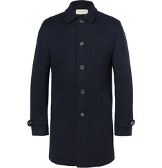 Oliver Spencer Wool Coat