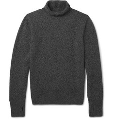 Oliver Spencer Wool Rollneck Sweater