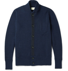 Oliver Spencer Merino Wool Cardigan