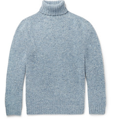 Howlin' Mélange Wool Rollneck Sweater