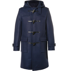 Mackintosh Wool Hooded Coat