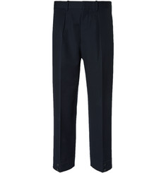 Marni Virgin Wool-Gabardine Trousers