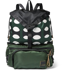 Marni + Porter-Yoshida & Co Adjustable Twill Backpack