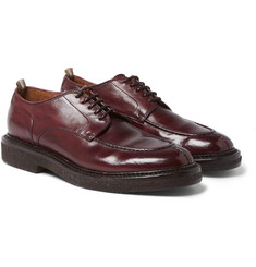Officine Creative - Stanford Polished-Leather Derby Shoes