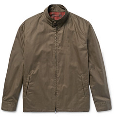Camoshita Waterproof Cotton-Gabardine Jacket