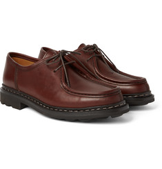 Heschung - Thuya Leather Derby Shoes