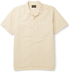 Beams Plus Cotton and Linen-Blend Shirt