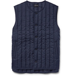 Club Monaco Quilted Shell Gilet