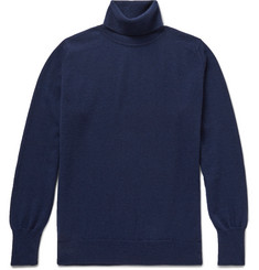 William Lockie - Oxton Cashmere Rollneck Sweater