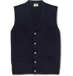 William Lockie Oxton Cashmere Vest