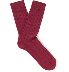 Falke - Lhasa Ribbed-Knit Socks