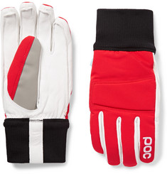 POC Thinsulate™-Lined Shell and Leather Gloves