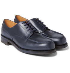J.M. Weston - Leather Derby Shoes