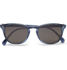 Oliver Peoples Finley Esq. D-Frame Acetate Sunglasses