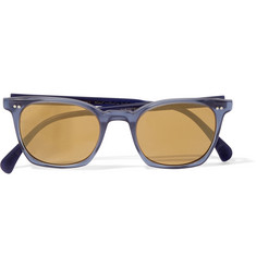 Oliver Peoples - L.A. Coen D-Frame Acetate Sunglasses