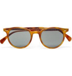Oliver Peoples Delray D-Frame Acetate Sunglasses