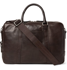 Shinola - Slim Leather Briefcase