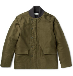 Chimala Codelane Brushed Cotton-Twill Deck Jacket