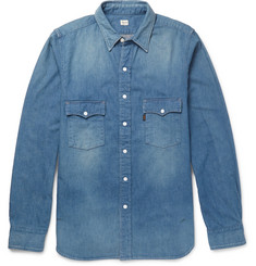 Chimala Denim Western Shirt