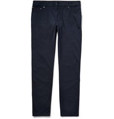 Hackett Slim-Fit Stretch-Cotton Twill Trousers