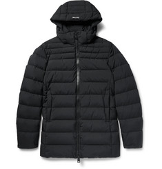 Herno Laminar Hooded GORE Windstopper® Down Jacket
