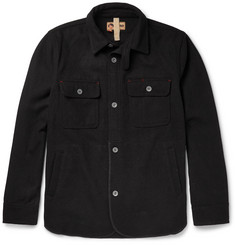 Nigel Cabourn CPO Wool-Blend Shirt Jacket