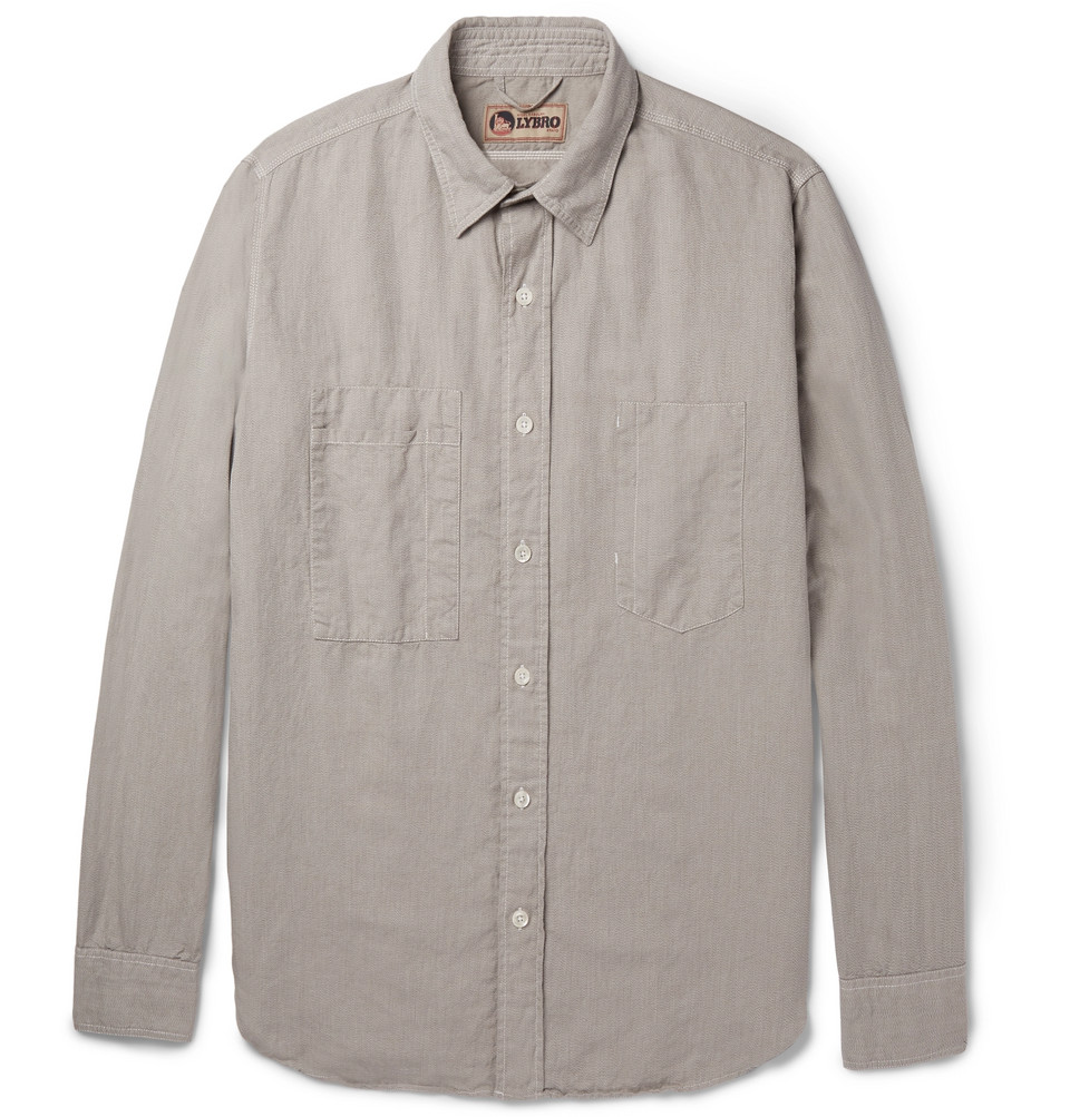 1f0be0c92c04 Why Mr Nigel Cabourn Is A National Treasure