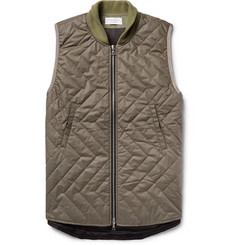 John Elliott Quentin Quilted Cotton Gilet