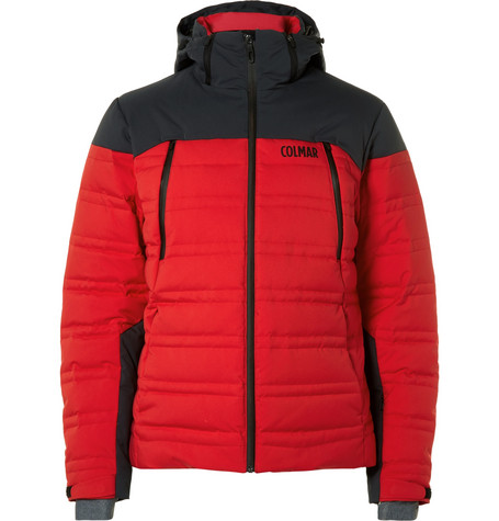 Colmar - Chamionix Quilted Down Ski Jacket