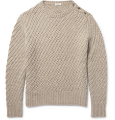 Eidos Textured Cashmere Sweater