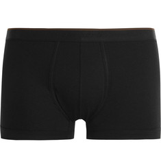 Zimmerli - Stretch Cotton And Modal-Blend Jersey Boxer Briefs