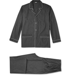 Zimmerli - Mercerised Cotton Pyjama Set