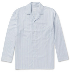Sunspel - Striped Cotton Pyjama Shirt