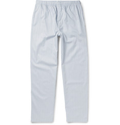 Sunspel - Striped Cotton Pyjama Trousers