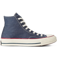 Converse 1970s Chuck Taylor All Star Denim High-Top Sneakers
