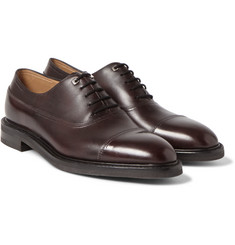 John Lobb - Weir Leather Oxford Shoes
