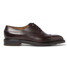 John Lobb Weir Leather Oxford Shoes