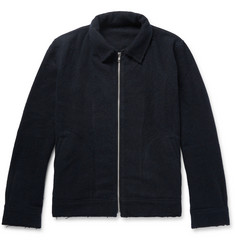 The Elder Statesman Devon Cashmere Jacket