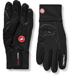 Castelli Estremo Microsuede-Trimmed GORE Windstopper Cycling Gloves